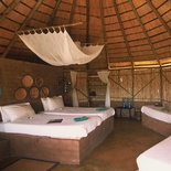 Family Room, Umlani Lodge, Umlani Bushcamp