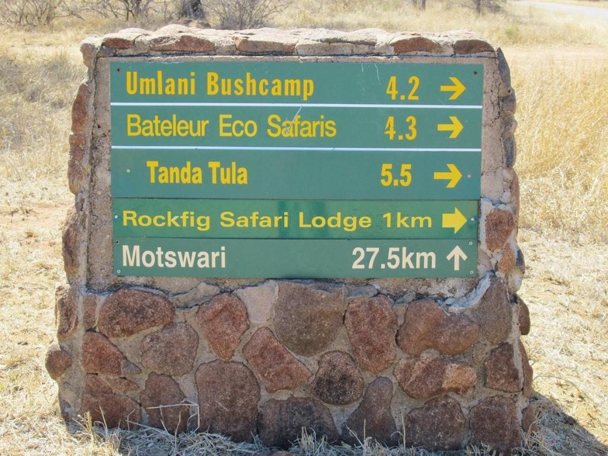 Directions to Umlani Bushcamp Plan Your Trip