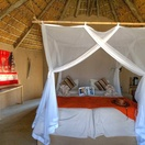 Bedroom, Eco Rondavel, Umlani Bushcamp