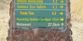 Directions to Umlani Bushcamp